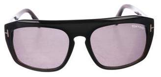 Tom Ford Conrad Square Sunglasses