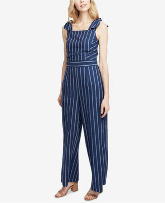 Rachel Roy Kate Striped Jumpsuit, Created for Macy's