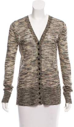 A.L.C. Mélange Knit Cardigan