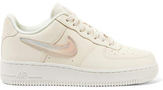 Nike Air Force 1 '07 Lx Leather Sneakers - Cream