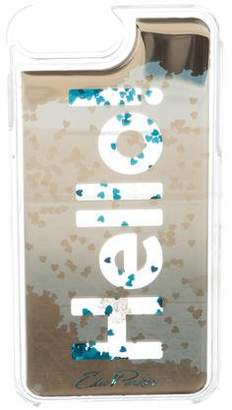 Edie Parker Hello iPhone 6/7 Plus Case w/ Tags