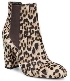 cd3e2c7d0 ... Sam Edelman Leopard Print Calf Hair Booties