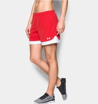 Under Armour Women's UA Maquina Shorts