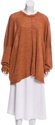 eskandar Linen Oversize Sweater w/ Tags
