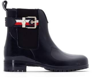 40823697bec8ab Women Tommy Hilfiger Shoes Navy - ShopStyle UK