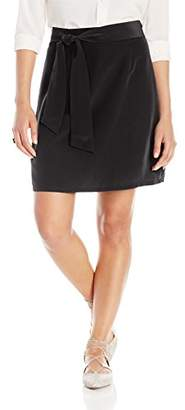 Paris Sunday Women's Skirt with Self Tie