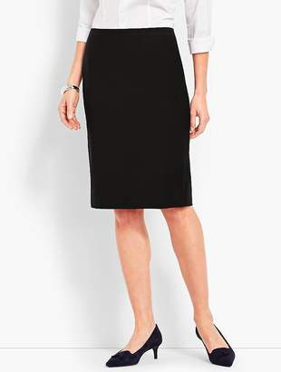 Talbots Seasonless Wool Pencil Skirt