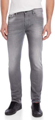 Diesel Grey Tepphar Slim Carrot Jeans