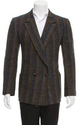 Gianni Versace Peak Lapel Blazer Jacket