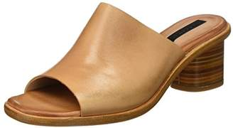 Neosens Women's S972 Restored Skin Tintilla Clogs, Beige (Wood)