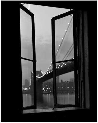 Pottery Barn The New York Times Archive - A View of the Bridge - 1972