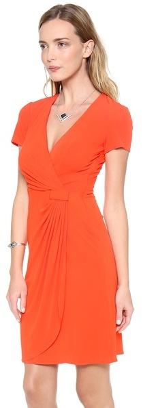 Issa Twist Front Dress