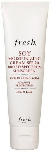 Fresh Soy Moisturizing Cream SPF 20