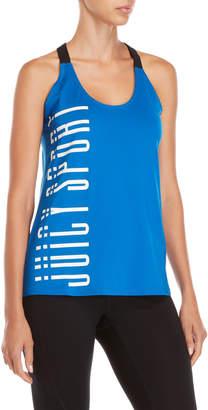 Juicy Couture Stripe Logo Tank