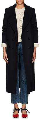 BLAZÉ MILANO Women's Great Wool Double-Breasted Coat