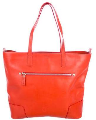 Shinola Leather Tote Bag