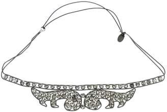 Erickson Beamon Crystal hair accessory
