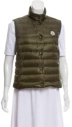 Moncler 2016 Liane Puffer Vest