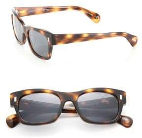 Oliver Peoples 71st Street 51MM Square Sunglasses