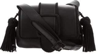 Marco De Vincenzo 2017 Giummi Leather Shoulder Bag w/ Tags