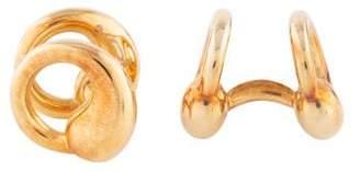 Tiffany & Co. Eternal Circle Cufflinks