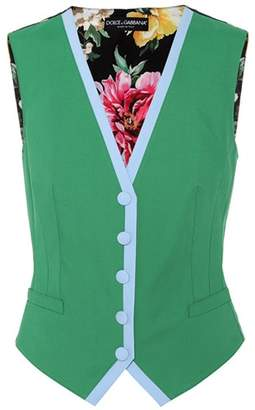 Dolce & Gabbana Cotton-blend vest