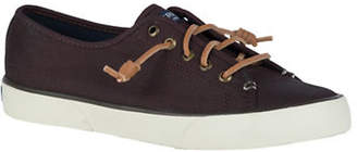 Sperry Pier View Burnishable Canvas Slip-On Sneakers