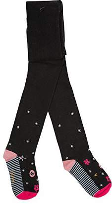 Catimini Girl's Collant Floral Tights,5-6 Years