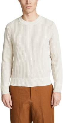 3.1 Phillip Lim Textured Pullover Sweater