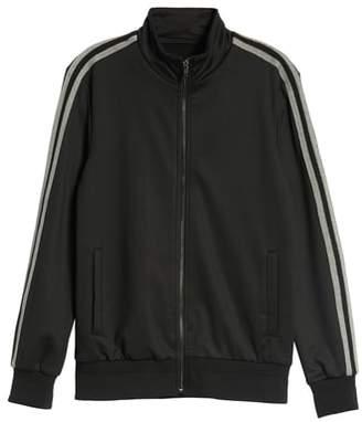 Bugatchi Knit Zip Jacket