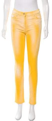BalmainBalmain Distressed Skinny Jeans