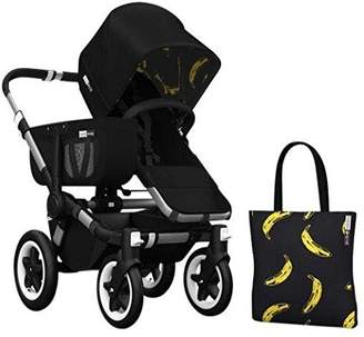 Bugaboo Donkey Accessory Pack - Andy Warhol Black/Banana (Special Edition)