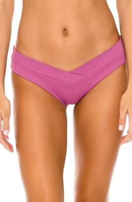 Luli Fama Crossover Hipster Bikini Bottoms