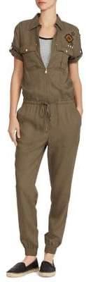 Lauren Ralph Lauren Military Jumpsuit