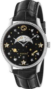 Gucci G-Timeless watch, 36mm