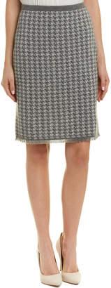 J CASHMERE Kier + Pencil Skirt