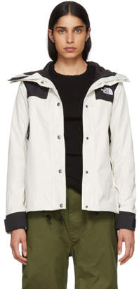 The North Face Off-White and Black GTX 1990 Mountain Jacket