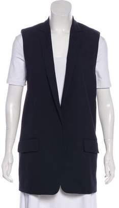 Rag & Bone Wool Blend Sleeveless Vest