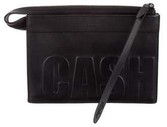 3.1 Phillip Lim Cash Only Small East West Depeche Clutch