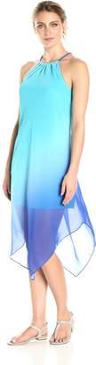 Tiana B Women's Ombre Chiffon Dress