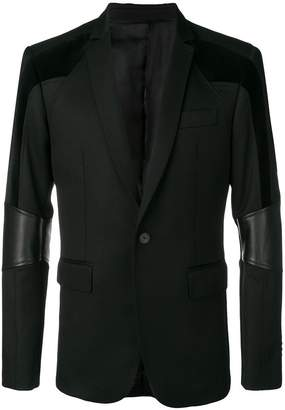 Les Hommes structured formal blazer