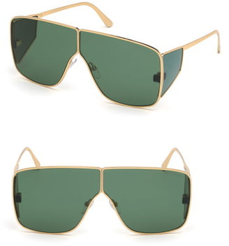edcdbc473 Tom Ford Green Men's Sunglasses - ShopStyle