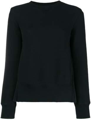 Sacai basic sweatshirt