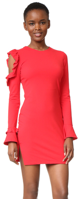 Susana Monaco Long Sleeve Dress $202 thestylecure.com