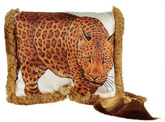 Versace Pillow Talk Leopard Shoulder Bag