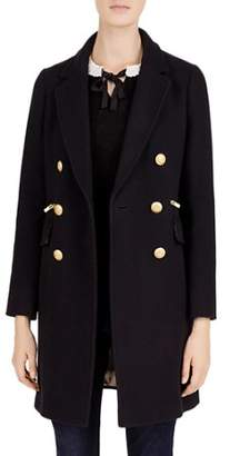 Gerard Darel May Military Coat