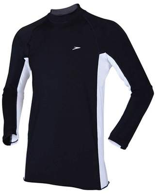 Speedo Men's Long Sleeve Slim Fit Sun Top