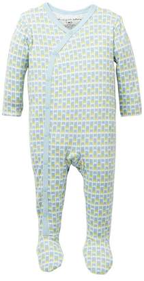 Petunia Pickle Bottom Organic Cotton Footie (Baby Boys)