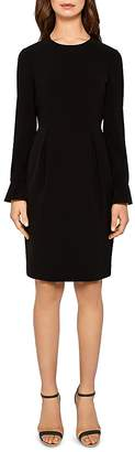 Ted Baker Yulid Flared-Cuff Dress