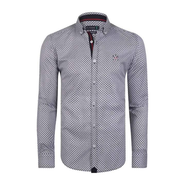 Sir Raymond Tailor Hemden - schwarz